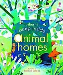 Peep Inside: Animal Homes