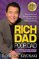 Rich Dad Poor Dad. 20th Anniversary Edition
