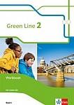 Green Line 2. Workbook mit Audio-CDs 6. Schuljahr. Ausgabe Bayern ab 2017