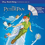 Disney Peter Pan Read-Along Storybook and CD