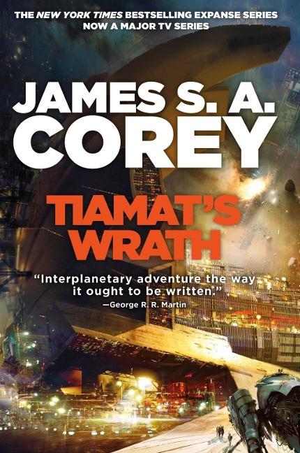 Corey, J: Tiamat's Wrath
