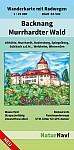 Backnang - Murrhardter Wald 1 : 25 000, Blatt 54-542