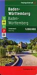 Deutschland 03 Baden-Württemberg 1 : 200 000