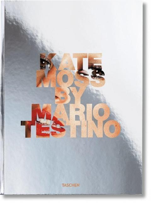 Kate Moss by Mario Testino