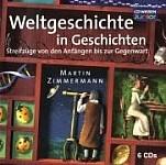 Weltgeschichte in Geschichten (audiobook)