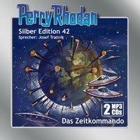 Perry Rhodan Silber Edition 42 - Das Zeitkommando (audiobook)