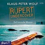 Rupert undercover. Ostfriesische Mission (audiobook)