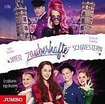 Vier zauberhafte Schwestern. Das Original-Hörspiel zum Film (audiobook)