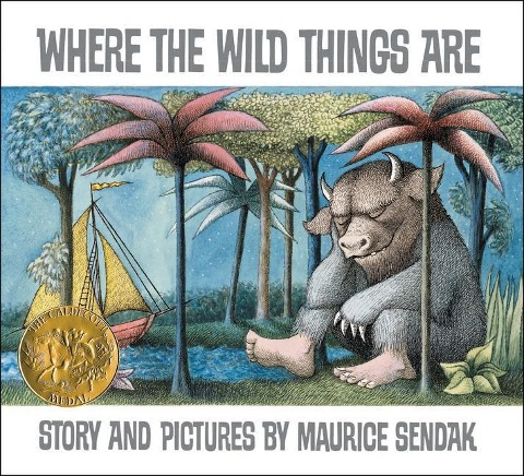 Where the Wild Things Are. 50th Anniversary Edition