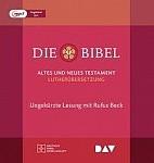 Die Bibel. Gelesen von Rufus Beck (audiobook)