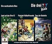 Die drei ??? Kids 3er Box -Folgen 46-48 (3 Audio-CDs)