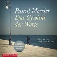 Das Gewicht der Worte (audiobook)