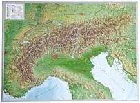 Alpen 1 : 1 200 000