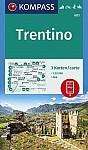 Trentino 1:50 000