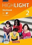 English G Highlight 02: 6. Schuljahr. Workbook mit CD-ROM (e-Workbook) und Audios online. Hauptschule