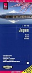 Reise Know-How Landkarte Japan 1 : 1.200.000