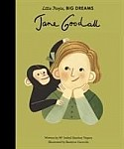 Little People, Big Dreams: Jane Goodal