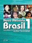 Novo Avenida Brasil A1. Kurs- und Übungsbuch + Audio-CD