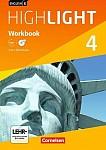English G Highlight 04: 8. Schuljahr. Workbook mit e-Workbook und Audios online