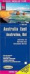 Australien, Ost 1 : 1.800.000