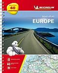Michelin Straßenatlas Europa