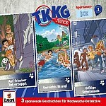 TKKG Junior 3er Box 01 Folgen 1-3 (3 Audio-CD's)