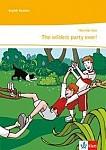 The wildest party ever! Lektüre mit Lehrerservicematerial und Audiodownload