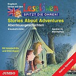 Leselöwen Stories About Adventures. CD (audiobook)