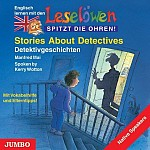 Leselöwen Stories About Detectives. CD (audiobook)