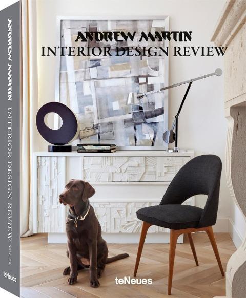 Andrew Martin, Interior Design Review, Vol. 20