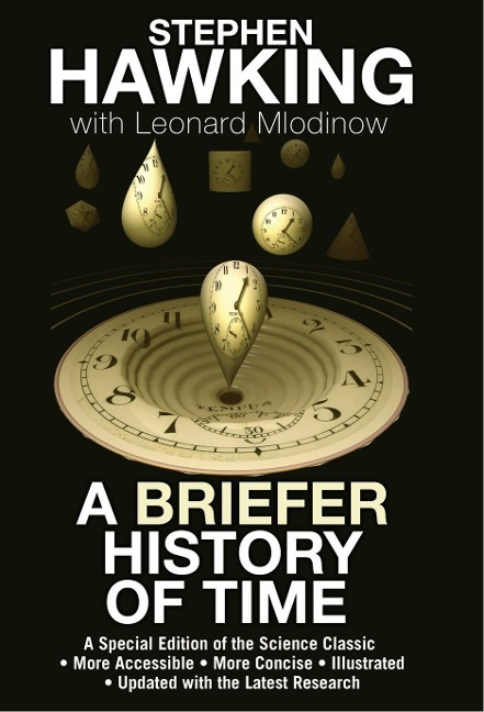 A Briefer History of Time: A Special Edition of the Science Classic