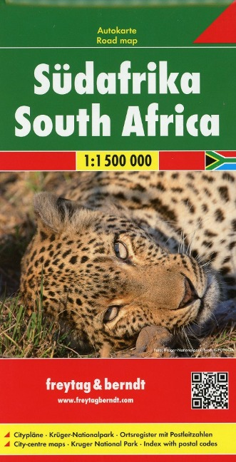Südafrika 1 : 1 500 000