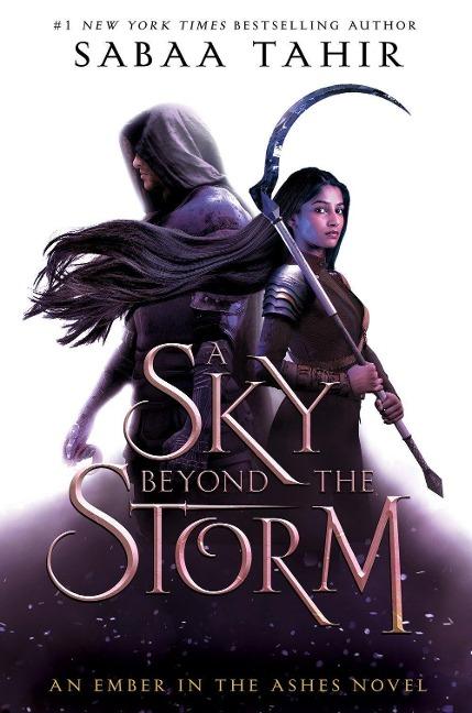 Sabaa Tahir A Sky Beyond the Storm ebook