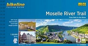 Cycline Radtourenbuch Moselle River Trail