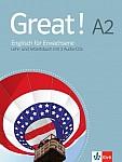 Great! A2. Kurs- und Übungsbuch + 2 Audio-CDs