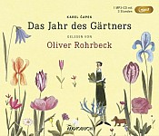 Das Jahr des Gärtners - Sonderausgabe (MP3-CD) (audiobook)