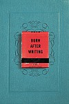 Burn After Writing (Blue Edition)