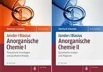 Package: Jander/Blasius, Anorganische Chemie 1+2