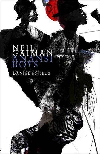 Anansi Boys. Illustrated Edition