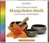Klangschalen-Musik (audiobook)