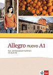 Allegro nuovo A1 Kurs- und Übungsbuch + Audio-CD