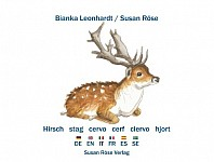 Hirsch stag cervo cerf ciervo hjort