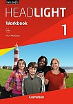 English G Headlight 01: 5. Schuljahr. Workbook mit CD-ROM (e-Workbook) und Audios online