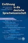 Einführung in die deutsche Sprachwissenschaft