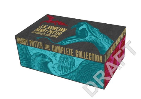 Harry Potter Adult Hardback Box Set
