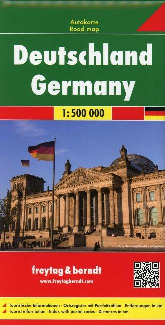 Deutschland 1 : 500 000