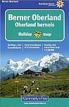 KuF Schweiz Holiday Map Berner Oberland 1 : 120 000