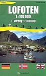 Lofoten 1 : 100 000