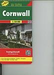 Cornwall 1 : 150 000. Autokarte