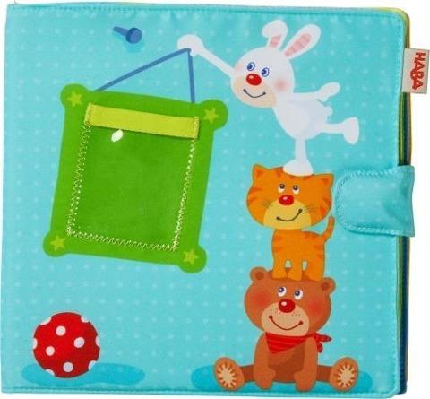 Baby-Fotoalbum Spielgefährten